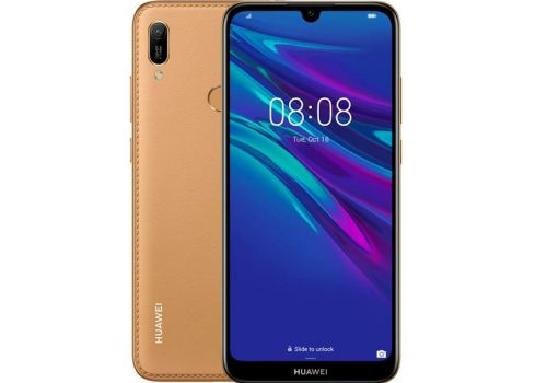 Huawei Y6 (2019), Dual Sim,32GB, 6.09 inches, 2GB, 13MP, Amber Brown, image 1