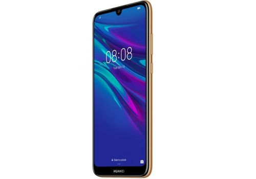 Huawei Y6 (2019), Dual Sim,32GB, 6.09 inches, 2GB, 13MP, Amber Brown, image 4