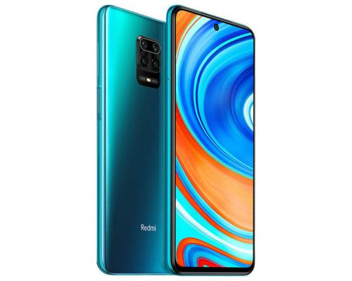 Xiaomi Redmi Note 9S, Dual Sim, 6.67 inches, 128GB, Octa-core, 6GB, Aurora Blue, image 3
