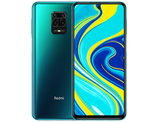 Xiaomi Redmi Note 9S, Dual Sim, 6.67 inches, 128GB, Octa-core, 6GB, Aurora Blue, image 1