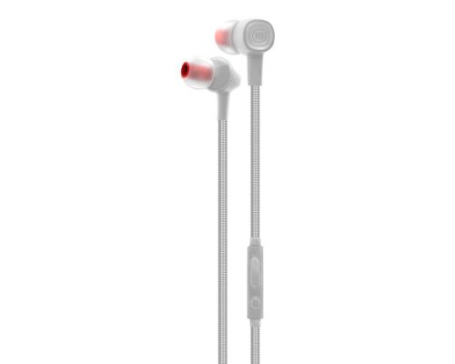 MAXELL SIN-8 SOLID+ EARBUD, White, image 1