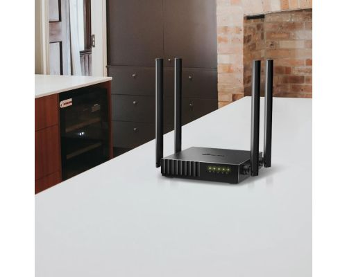Wireless Router TP-Link Archer C54 AC1200, Dual band, 4 antennas, image 5