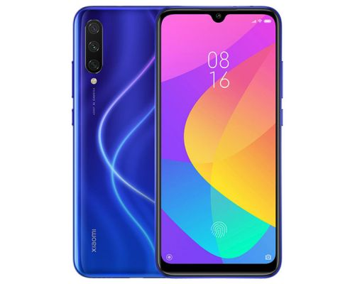 XIAOMI Mi A3 64GB Snapdragon 665 6.01 Inches 4GB Not just Blue, image 1