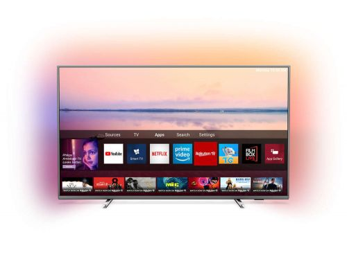 "TV PHILIPS 55"" (139 cm) 55PUS6754/12, Smart TV, 4K Ultra HD LED, Ambilight, 1200 PPI, image 3"
