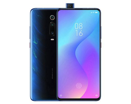 XIAOMI Mi 9T 64GB, 6.39 Inches, Snapdragon 730, 6GB, 48MP Glacier Blue, image 1