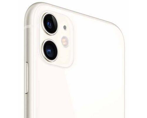 Apple iPhone 11, 6.1 inches, Hexa-core, 64GB, 12MP + 12MP,  White, image 8