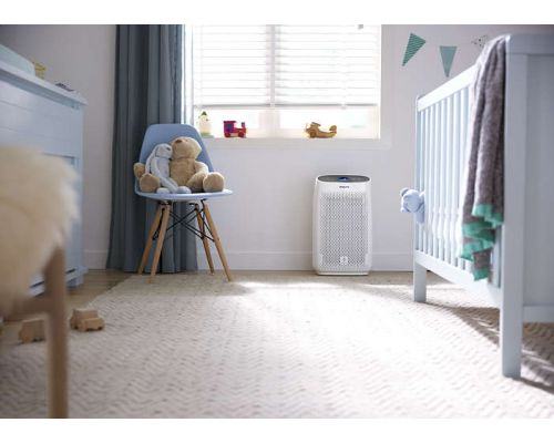 PHILIPS AC1214/10, Series 1000i Air Purifier Performance, image 7