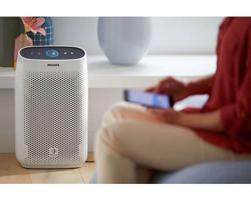 PHILIPS AC1214/10, Series 1000i Air Purifier Performance, image 9