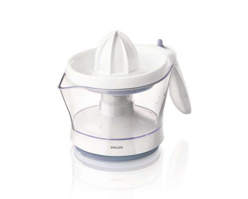 PHILIPS HR2744/40, 25W, 0.6L, Pulp selector, Dust cover, white lavender color, image 1