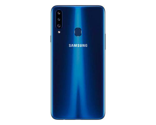Samsung Galaxy A20s, Dual Sim, 32GB, 6.5 inches, Octa-core, 3GB, 13+8MP, Blue, image 3