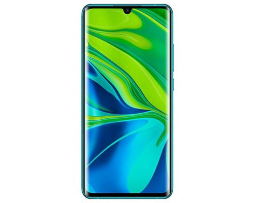 Xiaomi Mi Note 10 Dual SIM, 6.47 Inchs, Octa-core, 128GB, Penta Rear Cameras, 6GB Aurora Green, image 2