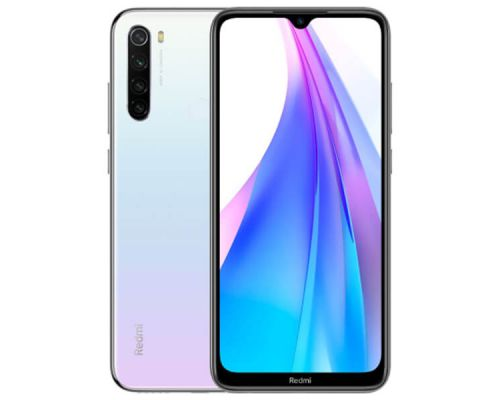 Xiaomi Redmi Note 8T, Dual Sim, 6.3 inches, 48 MP, 64GB, Octa-core, 4GB, Moon white, image 1
