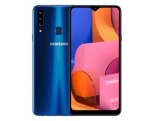Samsung Galaxy A20s, Dual Sim, 32GB, 6.5 inches, Octa-core, 3GB, 13+8MP, Blue, image 1